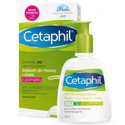 Cetaphil MD Dermoprotektor  Balsam do twarzy i ciała z pompką 236ml