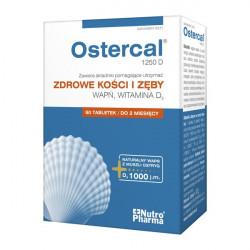 Ostercal 1250 D 60 tabletek