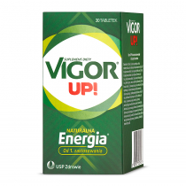 Vigor Up 30 tabletek