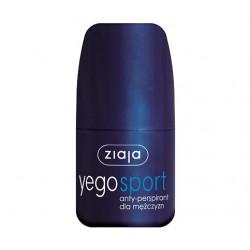 Ziaja yego anty-perspirant sport dla mężczyzn - 60 ml
