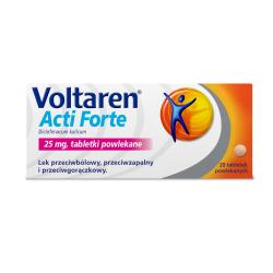 VOLTAREN Acti Forte 20 tabletek