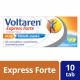 Voltaren Express Forte 25mg 10 kapsułek
