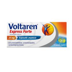 Voltaren Express Forte 20 kapsułek