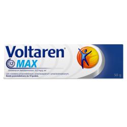 Voltaren Max żel 50 g
