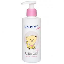 Linomag Olejek do kąpieli dla niemowląt i dzieci od 1 miesiąca 200ml
