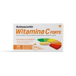 Rutinoscorbin Active C 30 kapsułek