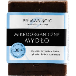 Mikroorganiczne mydło w kostce 75g Primabiotic