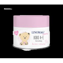 Linomag Bobo 4+E Krem ochronny dla dzieci i niemowląt 50ml