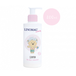 Linomag Szampon dla niemowląt i dzieci od 1 dnia życia 200ml
