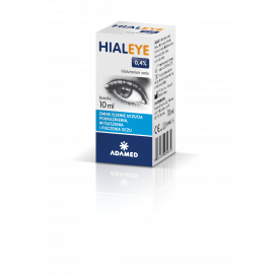 Hialeye 0,4% krople do oczu 10 ml