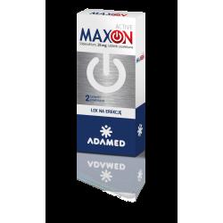 Maxon Active, 0,025 g. 2 tabletki, lek na potencję bez recepty, zawierający sildenafil