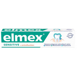 ELMEX Sensitiv pasta do zębów z aminofluorkiem, 75ml