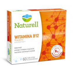 Naturell Witamina B12 60 tabletek