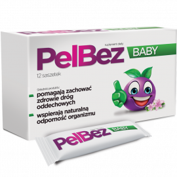 PelBez Baby 12 saszetek