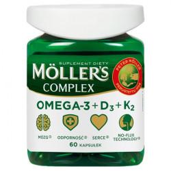 Moller's Complex 60 kapsułek