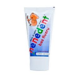 Nenedent Baby pasta do zębów dla dzieci, bez fluoru 50 ml