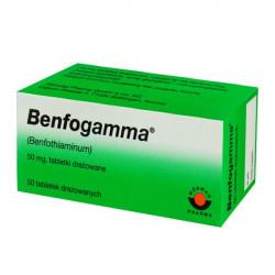 Benfogamma 50mg 50 tabletek
