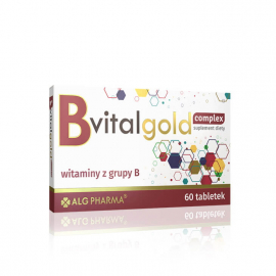 B Vitalgold Complex 60 tabletek