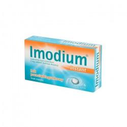 Imodium Instant 6 tabletek, Data ważności: 30.04.2021 r.
