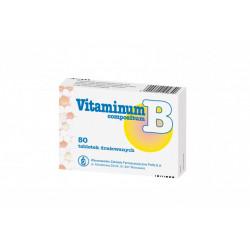 Vitaminum B Compositum 50 tabletek