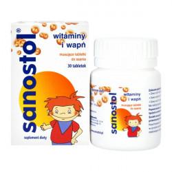 Sanostol 30 tabletek