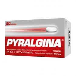 Pyralgina 500mg 50 tabletek