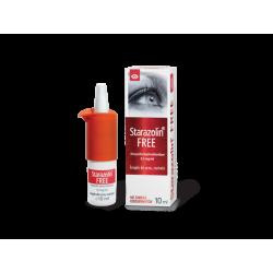 Starazolin Free Krople do oczu 0,5mg/ml 10ml