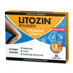 Litozin Kolagen 30 tabletek