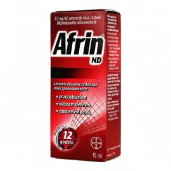 Afrin ND Aerozol do nosa 15ml
