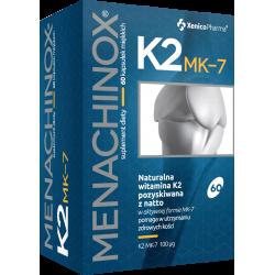 Menachinox K2 60 kapsułek Xenico