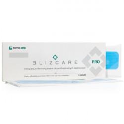 Blizcare Pro Medyczny silikonowy plaster 5cm x 25cm 2 sztuki, Data ważności: 28.10.2021 r.