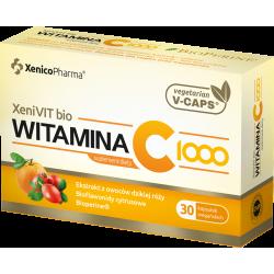 XeniVIT bio Witamina C 1000 30 kapsułek Xenico