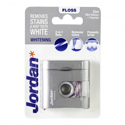 Jordan Nić dentystyczna Jordan Whitening Floss 25m