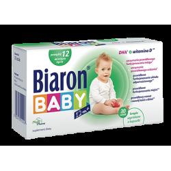 Biaron Baby 12m+ 30 kapsułek Phytopharm