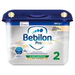 Bebilon Profutura 2 Mleko następne po 6. miesiącu 800g