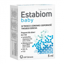 Estabiom Baby krople 5ml