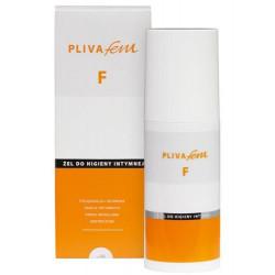 PlivaFem F Żel do higieny intymnej 150ml