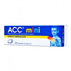 ACC mini 100mg 20 tabletek