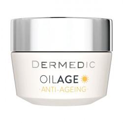 Dermedic OILAGE Odżywczy krem na dzień przywracający gęstość skóry 50g