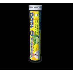 Uniphar Witamina C 1000mg Smak zielonej cytryny 20 tabletek