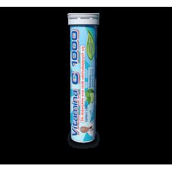 Uniphar Witamina C1000mg bez cukru 20 tabletek