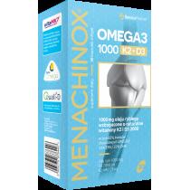 Menachinox Omega3 1000 K2+D3 Xenico