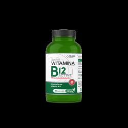 Witamina B12 Active 500mcg 90 kapsułek Xenico