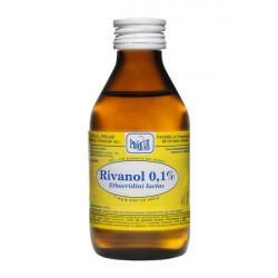 Rivanol 1mg/g Płyn na skórę 90g