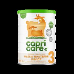 CapriCare 3 Junior mleko następne na mleku kozim powyżej 12 miesiąca życia 400g