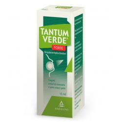 Tantum Verde Forte 3mg/ml Aerozol do stosowania w jamie ustnej i gardle 15ml