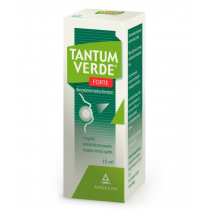 Tantum Verde Forte aer.do st.w j.ustnej 3mg/1 ml  15 ml