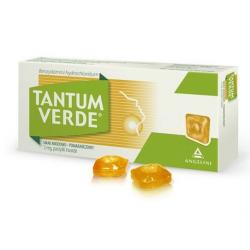 Tantum Verde 3mg Smak miodowo-pomarańczowy 30 pastylek
