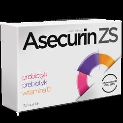 Asecurin ZS 30 kapsułek