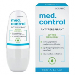 Oceanic Med.Control Antyperspirant w kulce 50ml